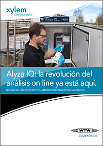 Spanish product brochure