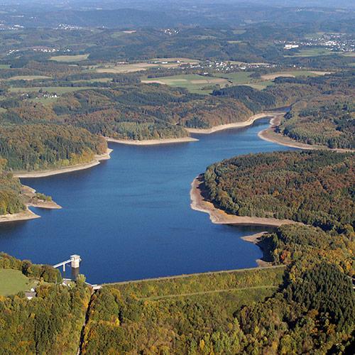 Messtechnik für Gewässer-Monitoring/Wasserqualität & Abfluss