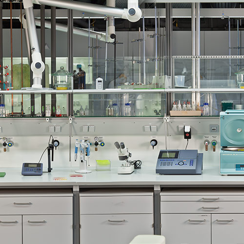 Messtechnik für Labor und Umwelt